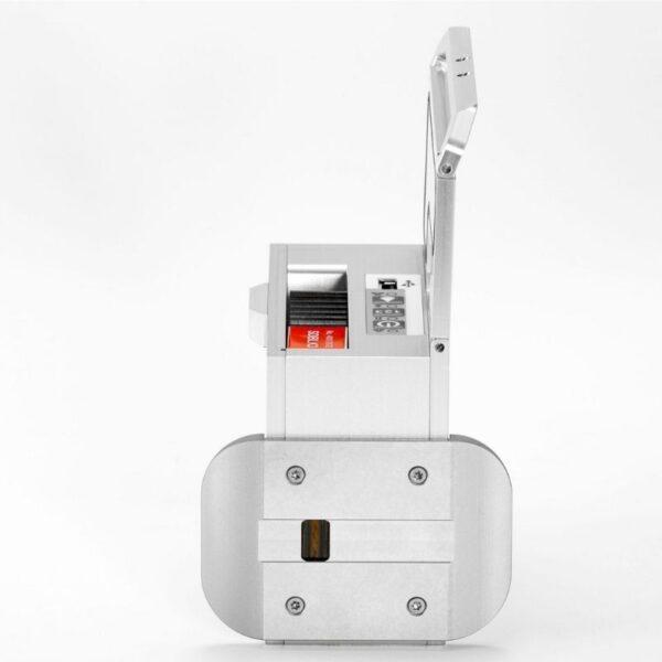 IP-JET TIJ-tulostin luukku auki