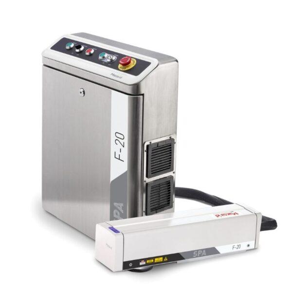 Macsa id SPA-F lasermerkintälaite.