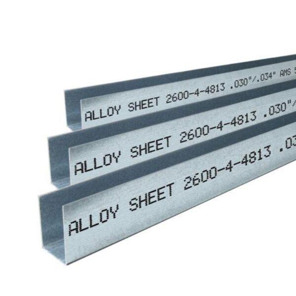 Z402 DOD-mustesuihkutulostimen jälki metalilla.
