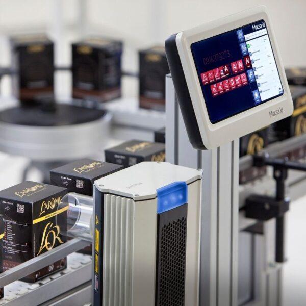 iCON2 lasermerkintälaite.