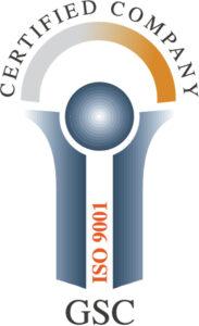 Laatusertifikaatti ISO 9001:2015